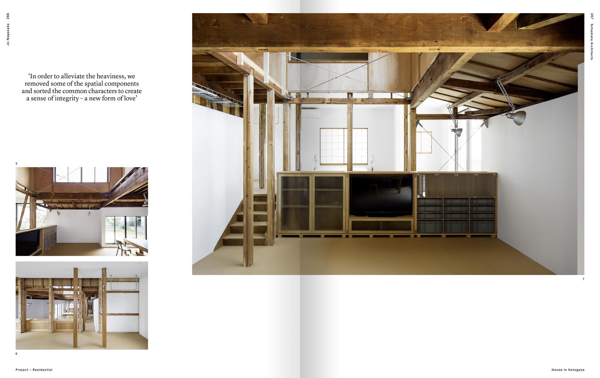 Frame Jo Nagasaka Describes The Design Process Of Schemata Architects In His New Book,Inspiration Graphic Design Book Covers