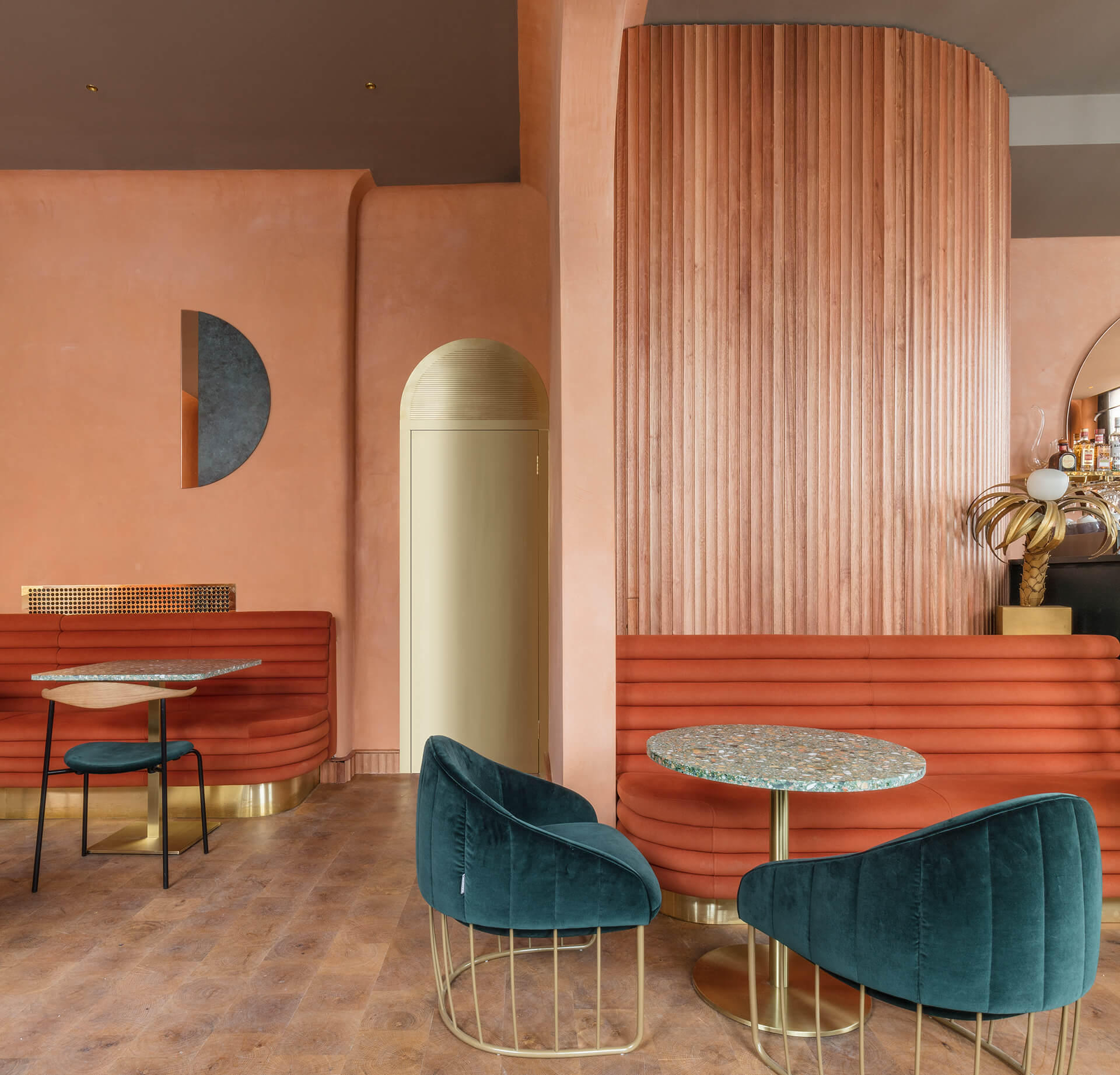 Frame Sella Concept Transcends Local Context With The Palette Of The Mediterranean Sun