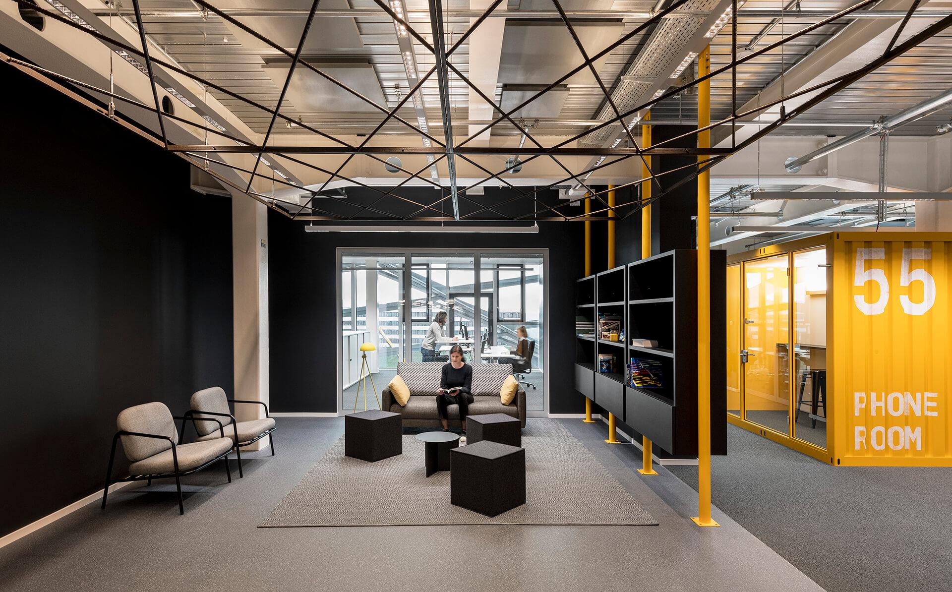 Adidas shows how interior design can