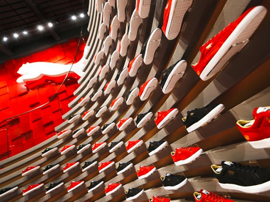 FRAME | Puma Store Osaka by Plajer & Franz Studio